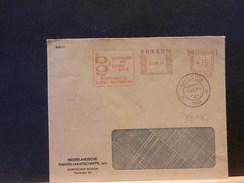 72/025  BRIEF NED.  1964  RODE VLAGSTEMPEL - Period 1949-1980 (Juliana)