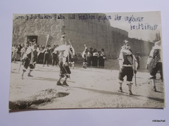 Huanuco-Dancing Indians-Carte Photo 1934 - Peru