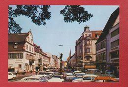 Offenburg -- Neptunbrunnen -- S 678 - Offenburg