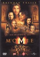 DVD LA MOMIE 2 VF ET VO Etat: TTB Port 110 Gr Ou 30gr - Action, Adventure