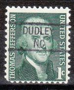 USA Precancel Vorausentwertung Preo, Locals North Carolina, Dudley 841 - Vereinigte Staaten