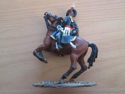 Figurine Métal DEL PRADOOU DU MEME GENRE / CAVALIER GUERRES NAPOLEONIENNES ARTILLERIE ANGLAISE - Army
