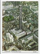 London - Post Office Tower - Skilton - London