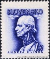 Slowakei 1943, Mi. 111 Y ** - Unused Stamps