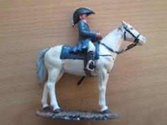 Figurine Métal DEL PRADO OU DU MEME GENRE / CAVALIER GUERRES NAPOLEONIENNES WELLINGTON 1815 - Army