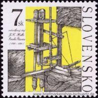 Slowakei 1999, Mi. 348 ** - Slovaquie