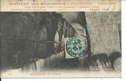 Issy-les-Moulineaux-BRASSERIE DES MOULINEAUX-Caves Froides Pour Bière De Garde- - Issy Les Moulineaux