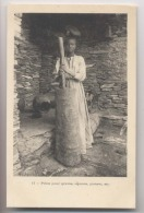 Afrique - PILON Pour Grains, Oignons, Piment Etc - Animée - Postcards