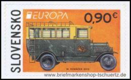 Slowakei 2013, Mi. 708 ** - Unused Stamps