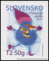Slowakei 2014, Mi. 749 ** - Unused Stamps