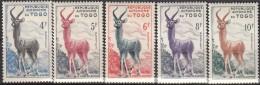 Du N° 266 Au N° 270 Du Togo  - X -  ( E 1748 ) - Stamps