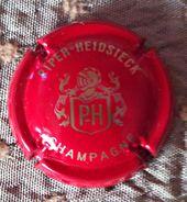 Capsule De Champagne - Piper Heidsieck Rouge Et Or - Piper Heidsieck