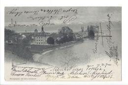 19097 - St-Prex Collège Et Vapeur 1904 - VD Vaud
