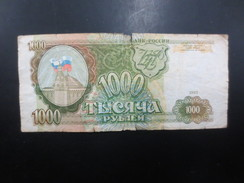 Billet 1000 Roubles - Russie