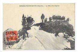 Haute Maurienne ( Savoie )  Le Pas Des Alpins -   - L 1 - Manoeuvres