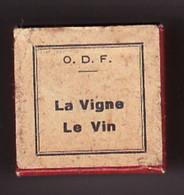 1 Film Fixe LA VIGNE ET LE VIN (ETAT TTB ) - 35mm -16mm - 9,5+8+S8mm Film Rolls