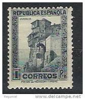 España 0770 ** Cuenca. 1938. Dent 10 - 1931-50 Neufs