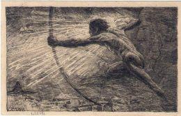 1914 GERMANIA IMPERO Cartolina Postale P.5 Ricordo Fiera Della Grafica Leipzig Con Annullo Specia (21.7) - Unclassified