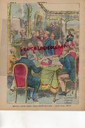 PROTEGE CAHIER- IMPRIMERIE DUCOURTIEUX LIMOGES- MAROC- LA FIN DE LA CONFERENCE D' ALGESIRAS -L' ACCORD- - Colecciones & Series