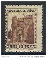 España 0772 ** Toledo. Dent. 10. 1938 - 1931-50 Neufs