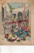 PROTEGE CAHIER- MAROC- TYPES DE MAURES HABITANT LE MAROC-BERBERES-CHERIFS- MAURITANIE- MAURE - Collections, Lots & Séries