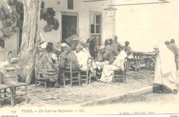 Tunis, Un Café Re Halfaouine - Tunesië