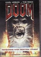 DVD DOOM Version Longue Etat: TTB Port 110 Gr Ou 30gr - Horror