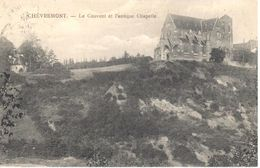 Chévremont - CPA - Le Couvent Et L'antique Chapelle - Chaudfontaine