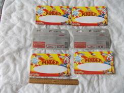 Emballage Publicitaire Cirque Pinder Majorette Avec Place Gratuite Vendu à L'unité - Advertising