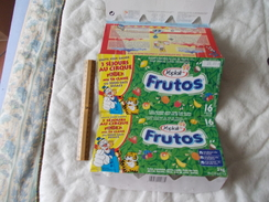 Emballage Publicitaire Cirque Pinder Yoplait Frutos - Advertising