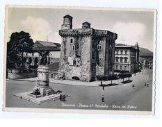 BENEVENTO - PIAZZA IV NOV. ROCCA DEI RETTORI - EDIZ. IEVOLETTA 1952 (1454) - Benevento