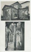 BRAGA, Montélios - 2 Postais Da Capela Tumular De S. Frutuoso  (2 Scans) - Braga