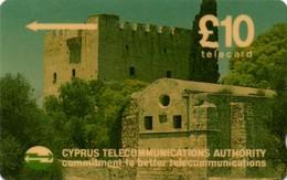 *CIPRO - 16CYPC* -  Scheda Usata - Cyprus