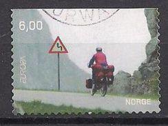 Norwegen  (2004)  Mi.Nr.  1497  Gest. / Used  (4ew06)  EUROPA - Norwegen