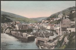 Polperro, Cornwall, C.1905-10 - Frith Postcard - England