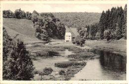 Luxembourg - CPA - Chiny - La Semois Au Pont Saint Nicolas - Chiny