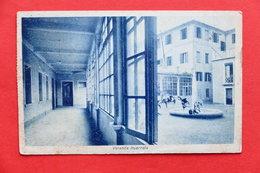 Cartolina Treviso - Collegio Femminile - Zanotti - Veranda Invernale - 1942 - Treviso