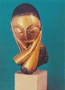 SCULPTURE, CONSTANTIN BRANCUSI- MISS POGANY - Sculpturen