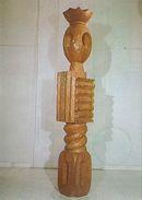 SCULPTURE, CONSTANTIN BRANCUSI- KING OF KINGS - Sculpturen