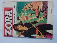 BD   ---   ZORA N° 39 - Non Classés