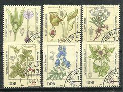 D.D.R. 1982. Plantas Venenosas. - Toxic Plants