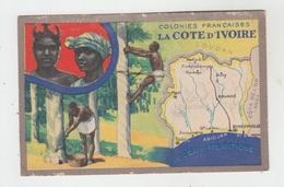 COLONIES FRANCAISES / LA CÔTE D'IVOIRE - Costa De Marfil