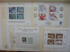 EUROPE/MONDE 267 BLOCS+TIMBRES.TRES BEL ASSORTIMENT ! (1962) 2 KILOS - Stamps