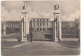 A002 ISTITUTO CARLO FORLANINI ROMA INGRESSO ALL'ISTITUTO ANIMATA 1930 CIRCA - Salute, Ospedali