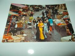 B675   Napoli Il Mercato Di Forcella Non Viaggiata - Napoli