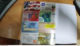 Russia-sample Card-(219)-(8 Cards Sample)-(2card Prepiad Free) - Geldkarten (Ablauf Min. 10 Jahre)
