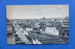 Cartolina Altamura - Panorama - 1920 Ca. - Bari