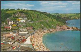 Sands, Looe, Cornwall, 1966 - Photographic Greeting Card Co Postcard - England
