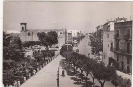 A013 PUTIGNANO BARI CORSO UMBERTO I  ANNO 1955 - Bari