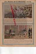 PROTEGE CAHIER -LES ANNALES DE LA REVOLUTION-1789-1799- CAMPAGNE ITALIE -PONT D' ARCOLE -BONAPARTE-TRAITE CAMPO FORMIO - Collections, Lots & Series